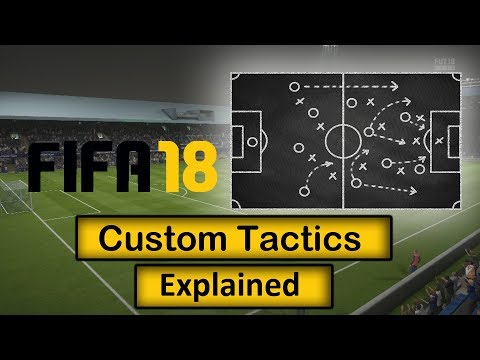 fifa 18 instructions explained