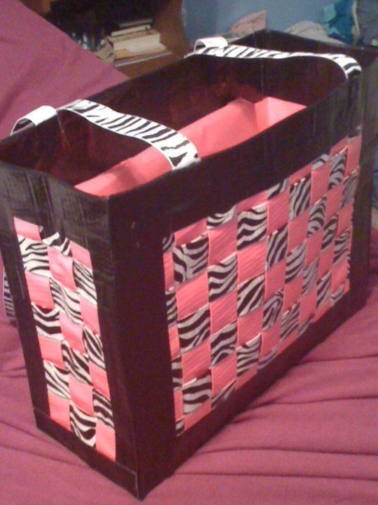 duct tape wallet with coin pouch instructions