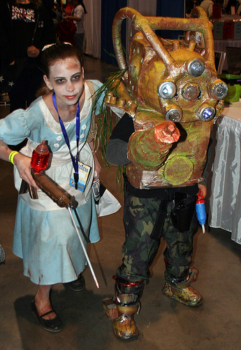 bioshock big daddy costume instructions