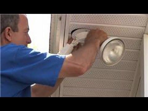 security light installation instructions