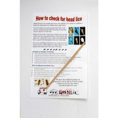 life brand lice shampoo instructions
