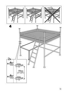 ikea kura bed instructions pdf