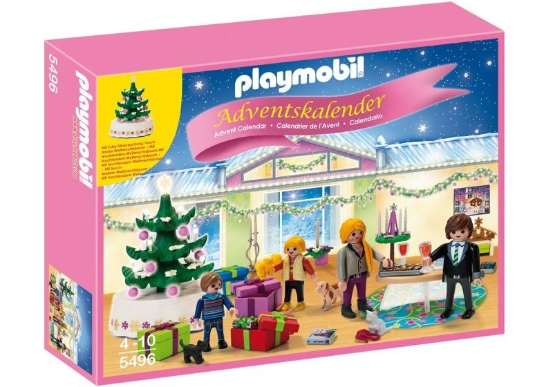 playmobil christmas advent calendar instructions