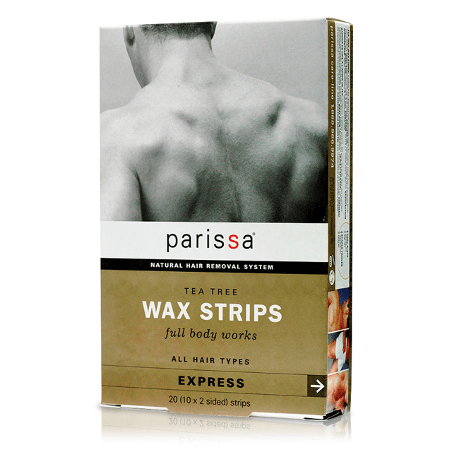 parissa microwaveable warm wax instructions
