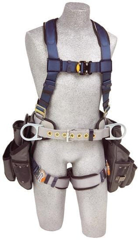 dbi sala user instruction manual full body harness