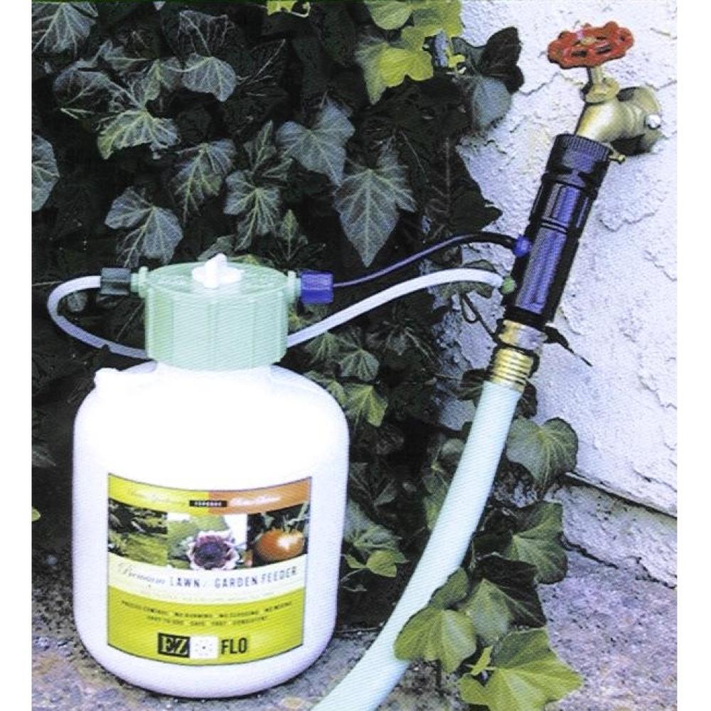 ez flo fertilizer injector instructions