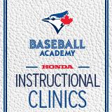 toronto blue jays honda instructional clinics