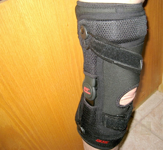 osser unloader.knee brace instructions