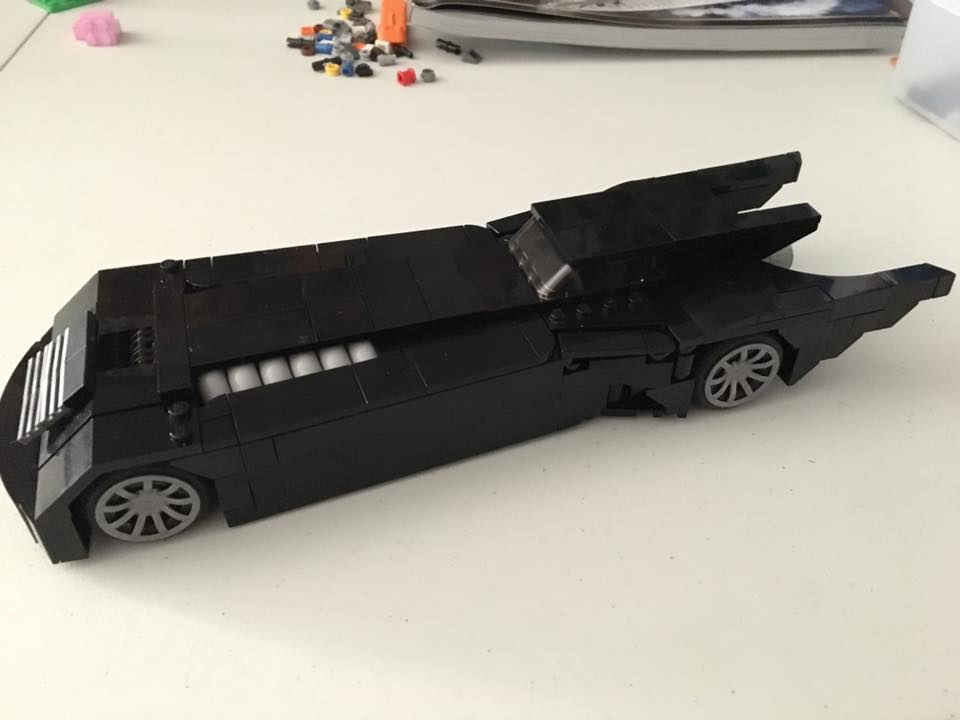 lego 60s batmobile instructions