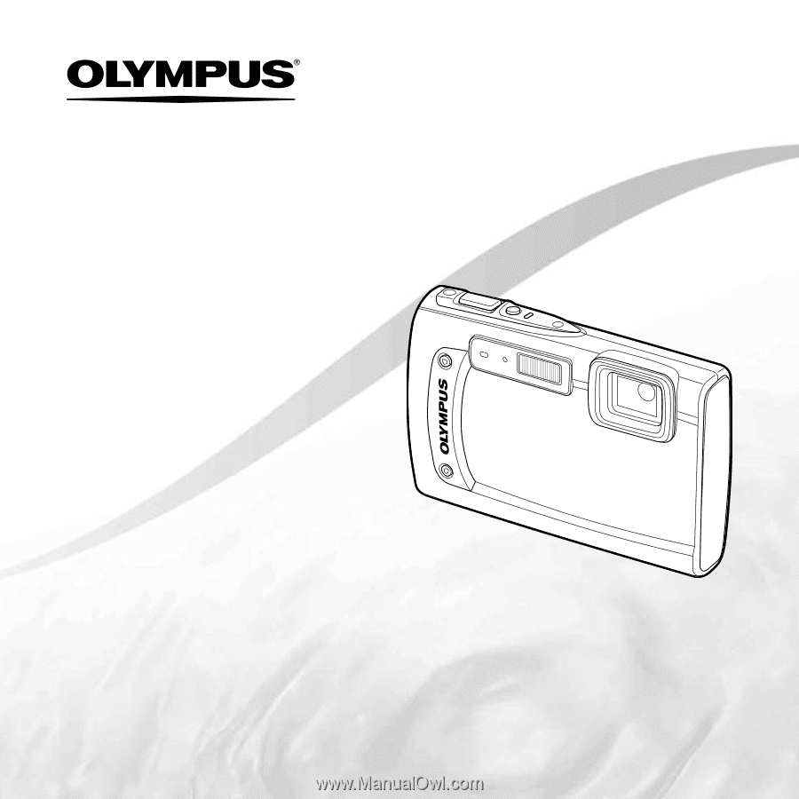 olympus vn-4100pc instruction manual