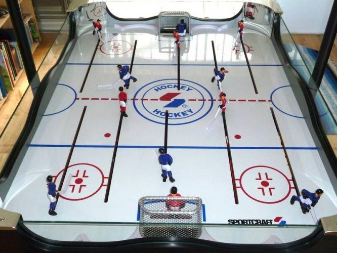 sportcraft rod hockey instructions
