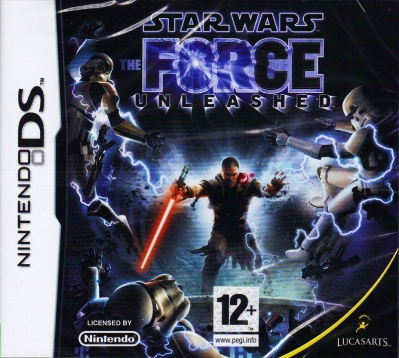 star wars the force unleashed wii instruction manual