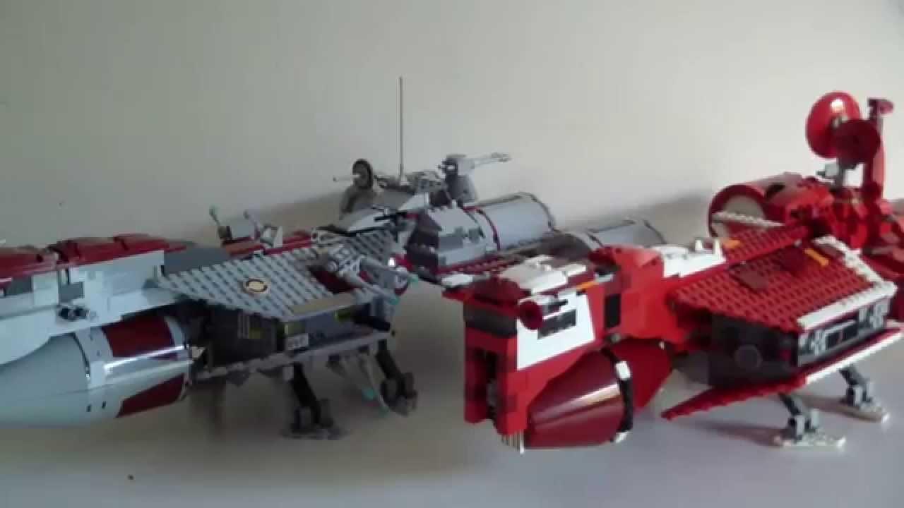 lego star wars republic cruiser 7665 instructions