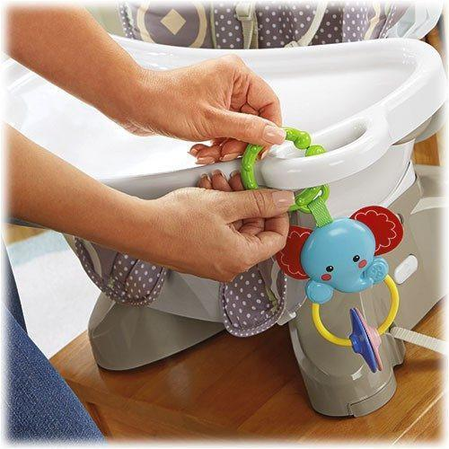 fisher price healthy care high chair instructions