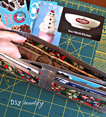 diy duct tape wallet instructions