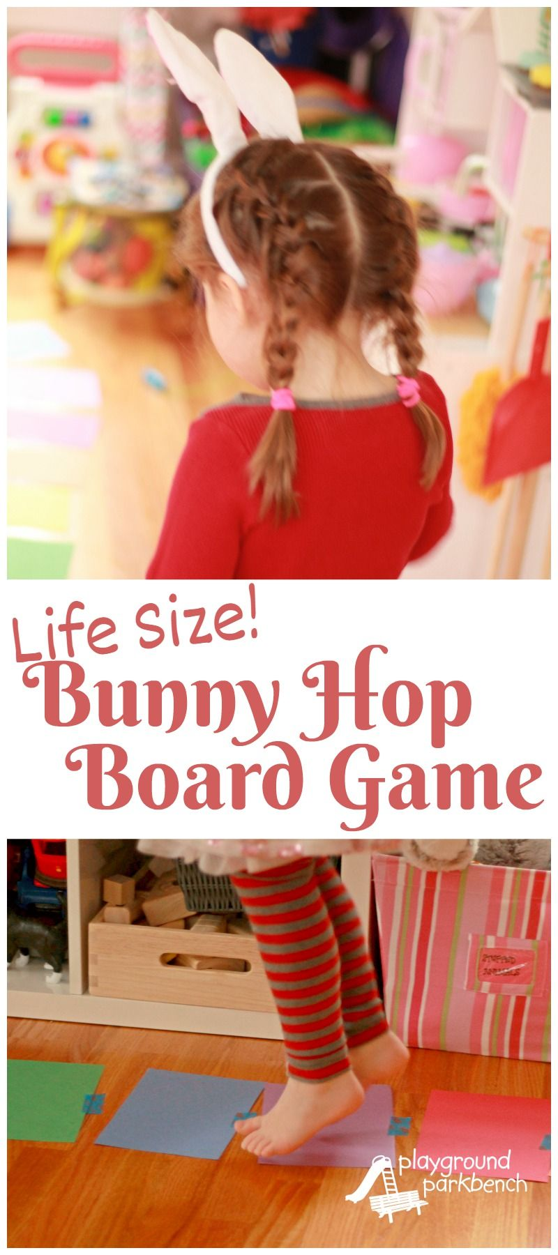 funny bunny board game instructions
