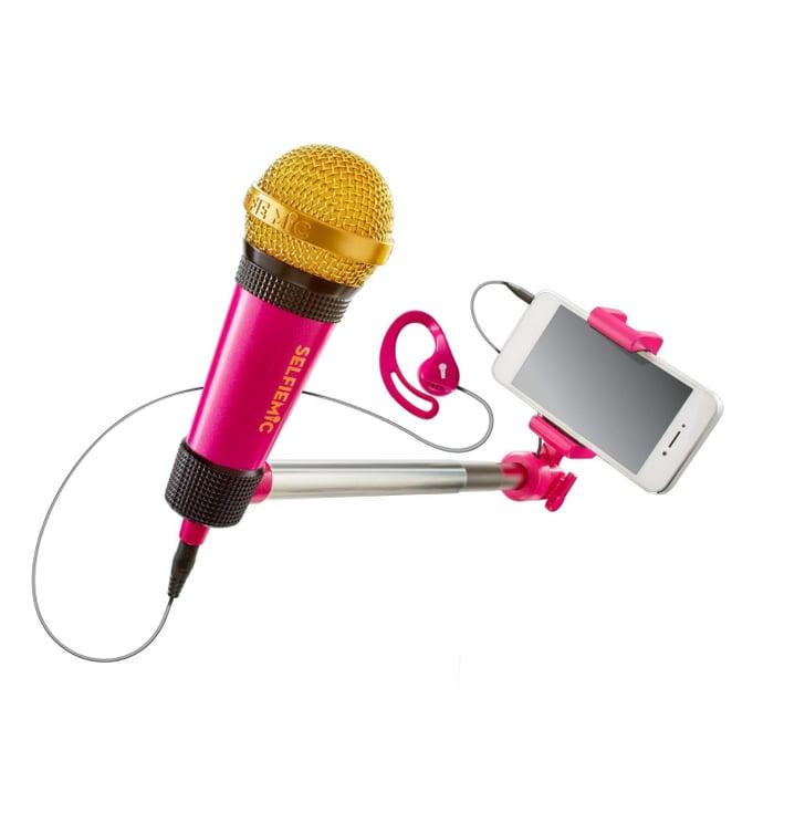 jojo selfie mic instructions