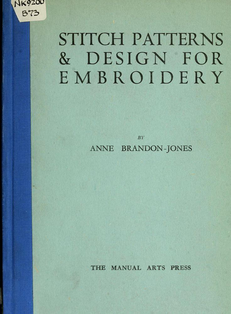buttonhole stitch book instructions