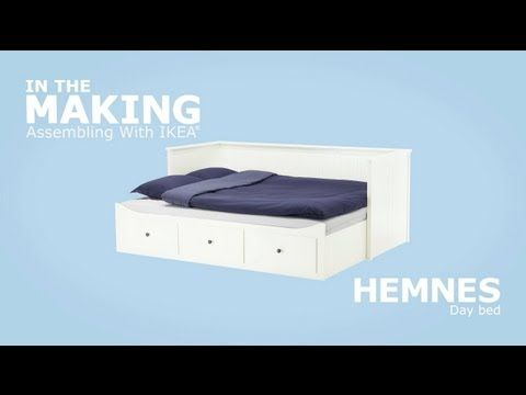 ikea bed asssembly instructions
