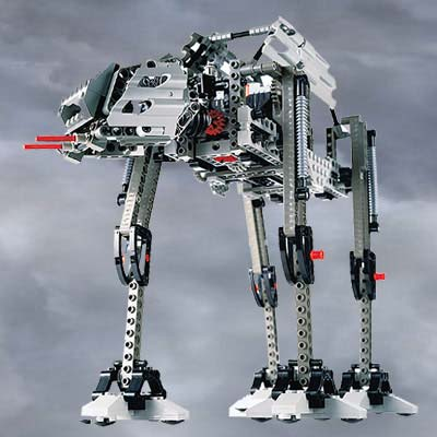 lego mindstorm walking robot instructions