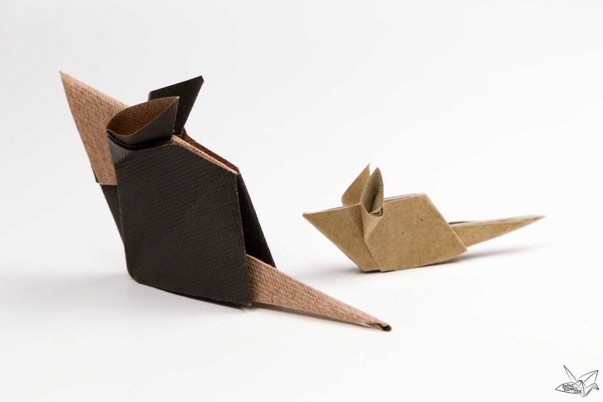 pokemon origami book instructions