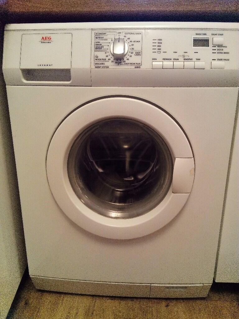 aeg lavamat protex washing machine instructions