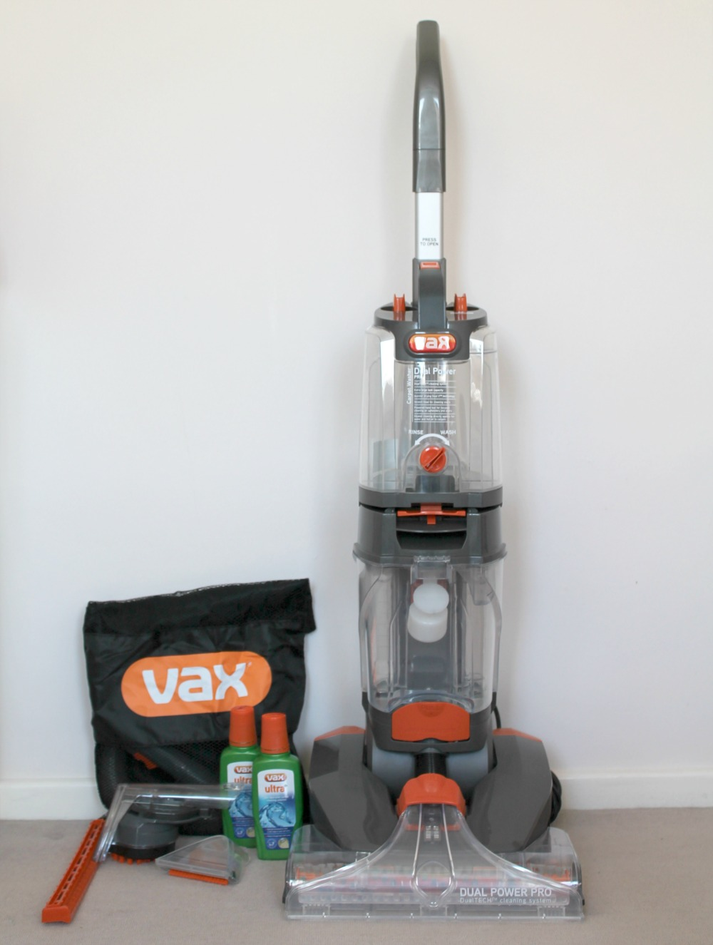 vax rapide carpet washer deluxe instructions