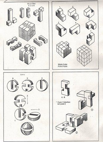 wooden jigsaw puzzle instructions