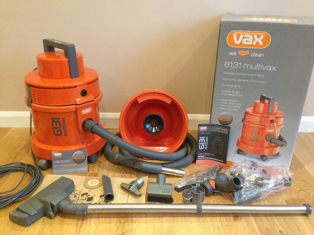 vax carpet cleaner instructions 6131