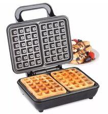 waring professional belgian waffle maker instructions