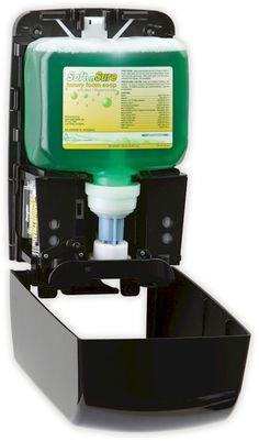 gojo automatic soap dispenser instructions