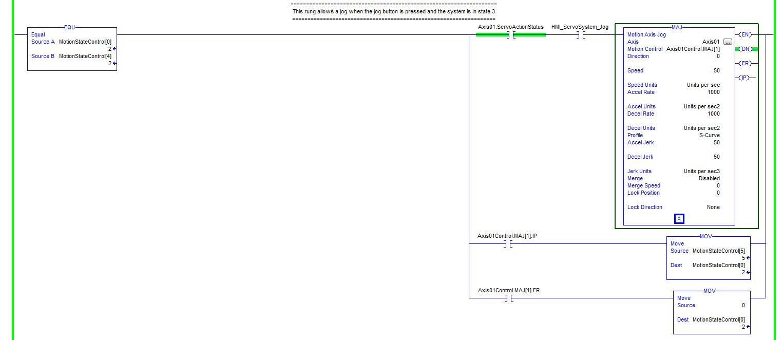 motion instructions rslogix 5000 structure