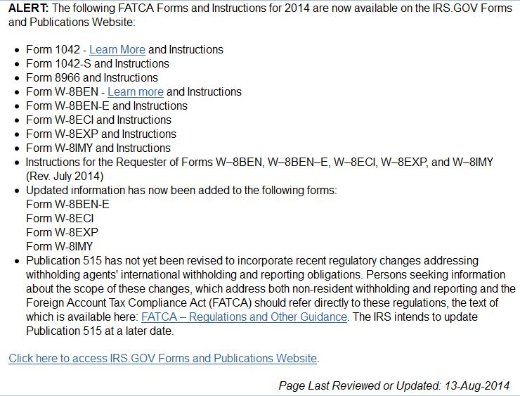 instructions for the sbstitute form w-8ben-e