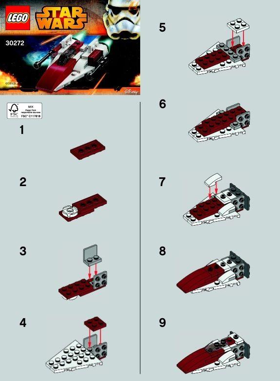 instruction de montage lego minecraft