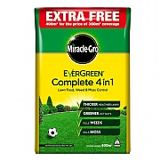 evergreen 4 in 1 lawn feed instructions