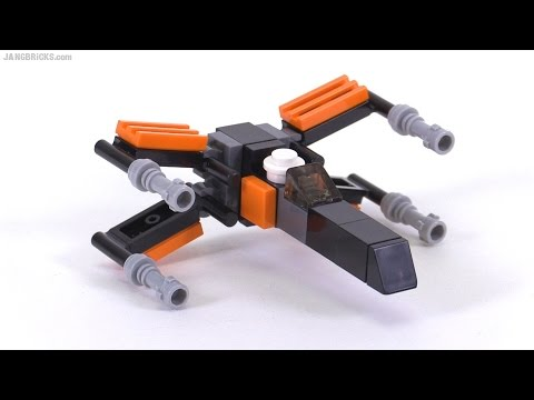 lego mini xwing instructions