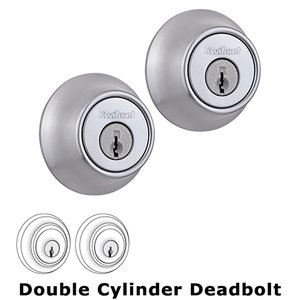 kwikset double cylinder deadbolt instructions