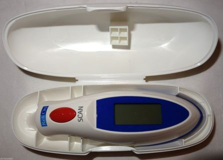 instant ear thermometer instructions