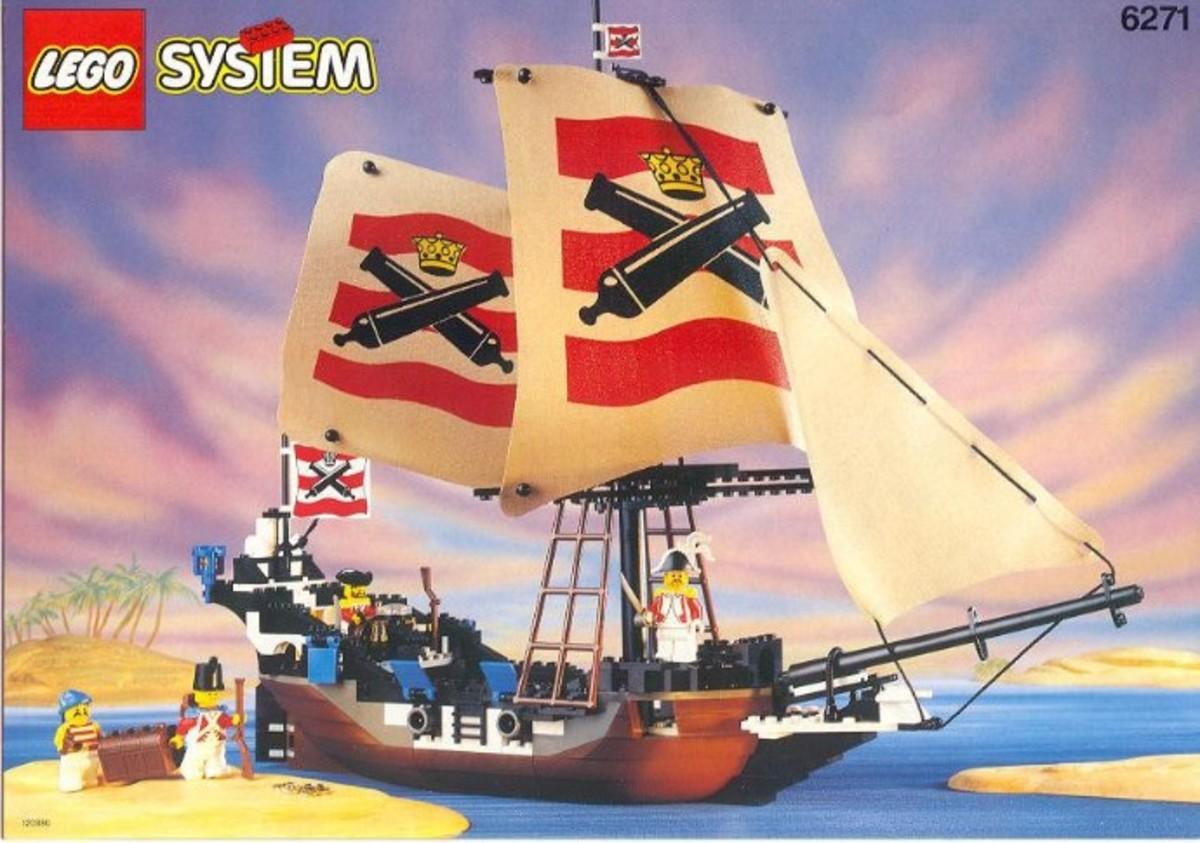6274-1 caribbean clipper instructions