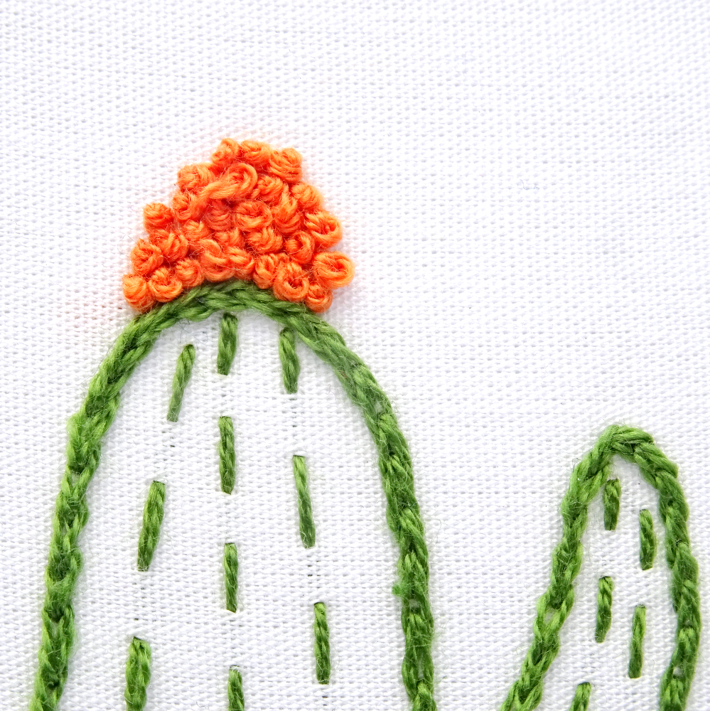 hand embroidery stitches instructions