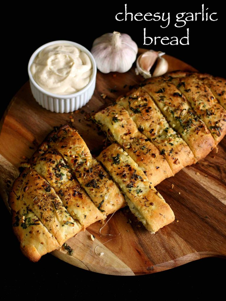 store bought garlic bread heating instructions