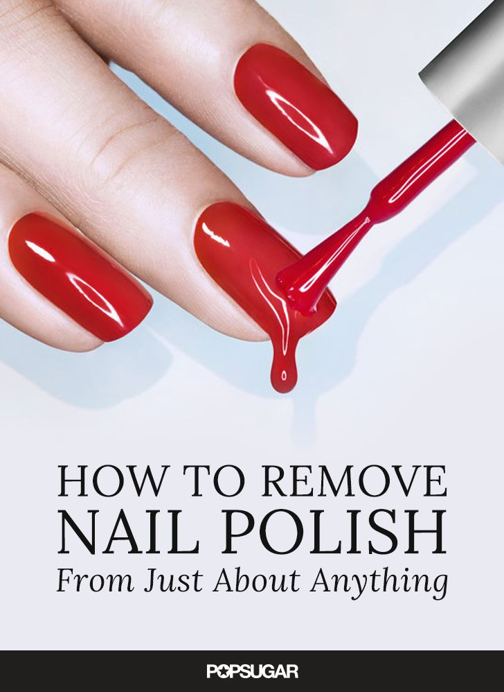 fingernail removal aftercare instructions