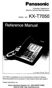panasonic tes824 expansion instructions