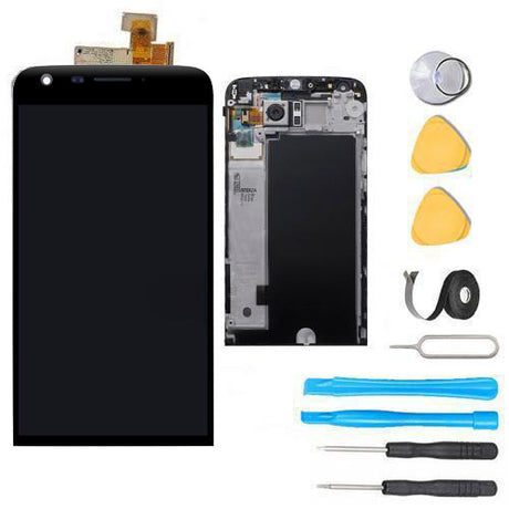 lg g5 glass replacement instructions