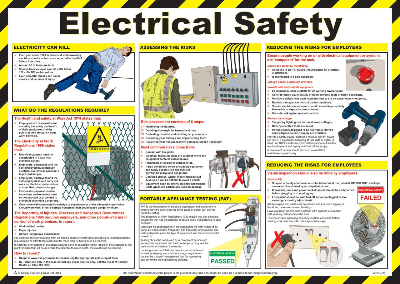 esl fire safety instructions