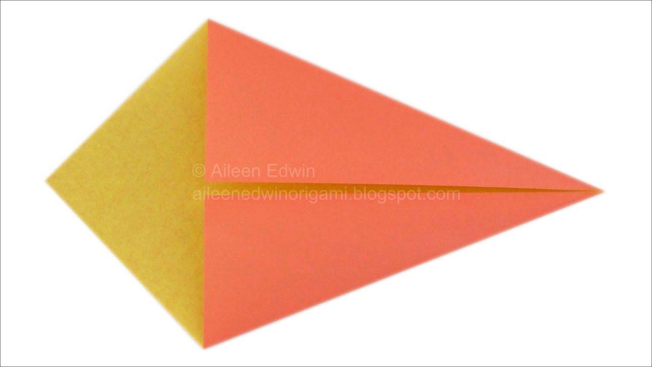 instructions origami de base