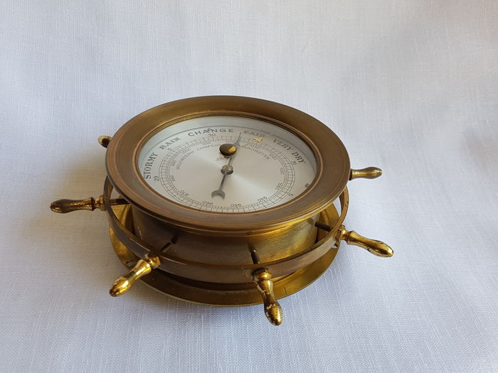 schatz holosteric compensated barometer instructions