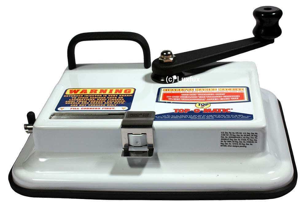 ocb automatic rolling box instructions