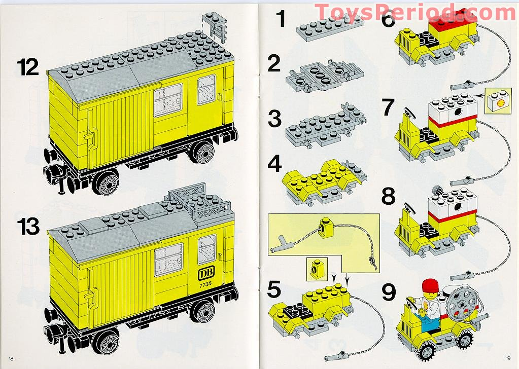 lego set 10249 instructions
