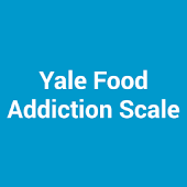 instruction sheet for the yale food addiction scale